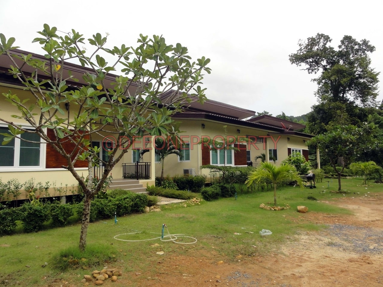 Maison Neuve Vendre Klong Prao Koh Chang