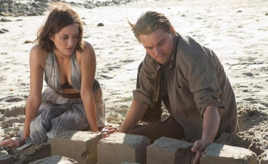 Marion Cotillard and Leonardo DiCaprio in <em>Inception</em>
