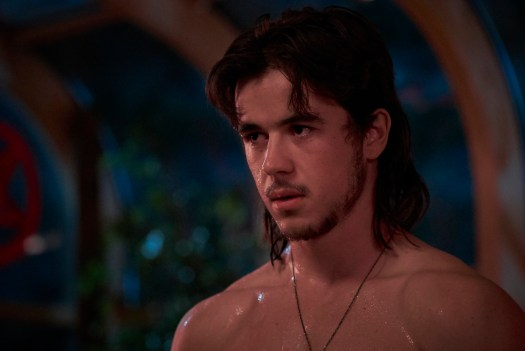 Keean Johnson in <i>We Summon the Darkness</i>