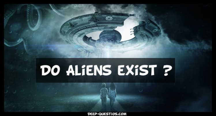 Aliens on deep questions to ask a girl