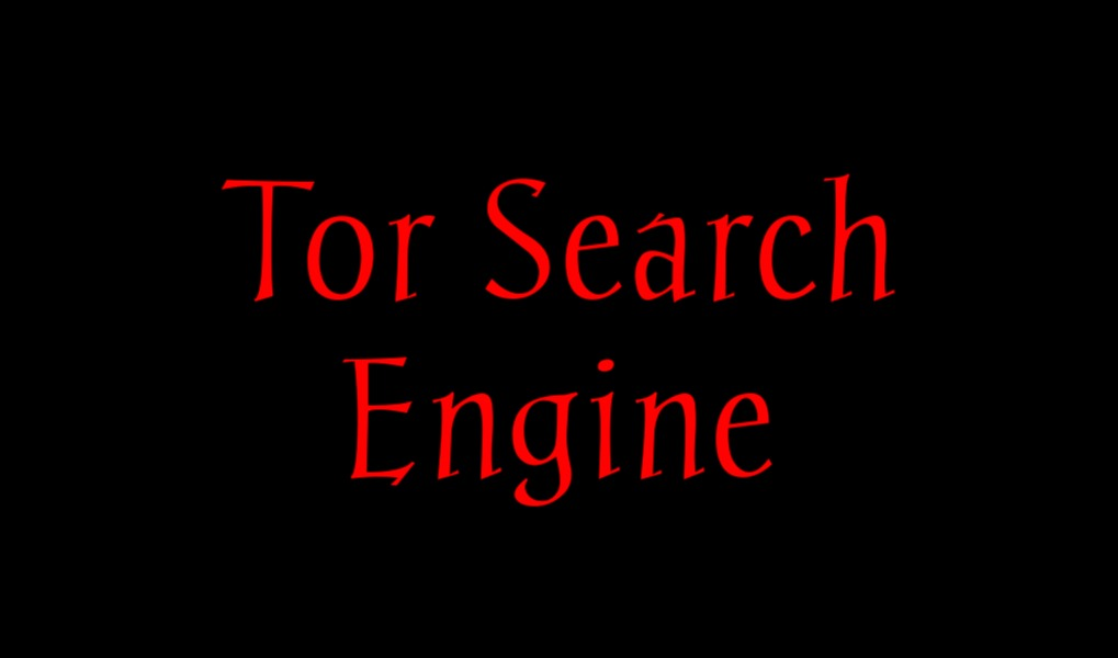 Tor Search Engine - How to use Tor Search Engine