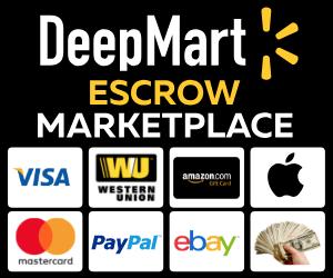DeepMart Escrow