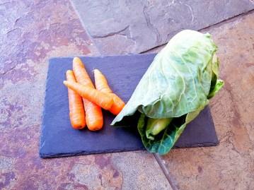carrot lettuce 1