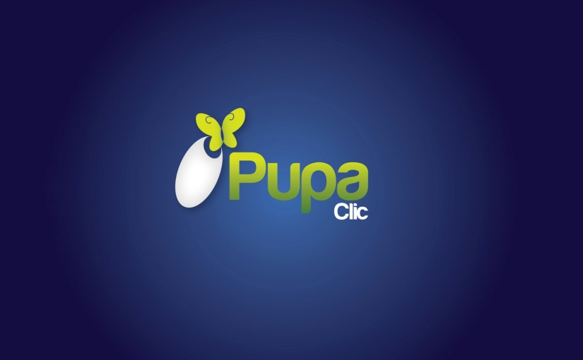 Pupa clic