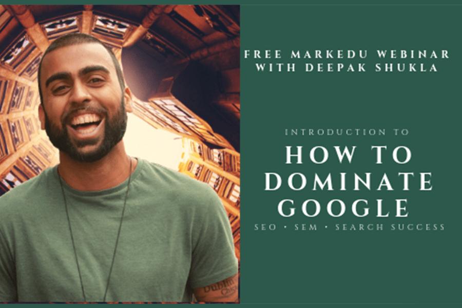 Dominate Google