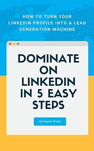 Dominate On LinkedIn In 5 Easy Steps
