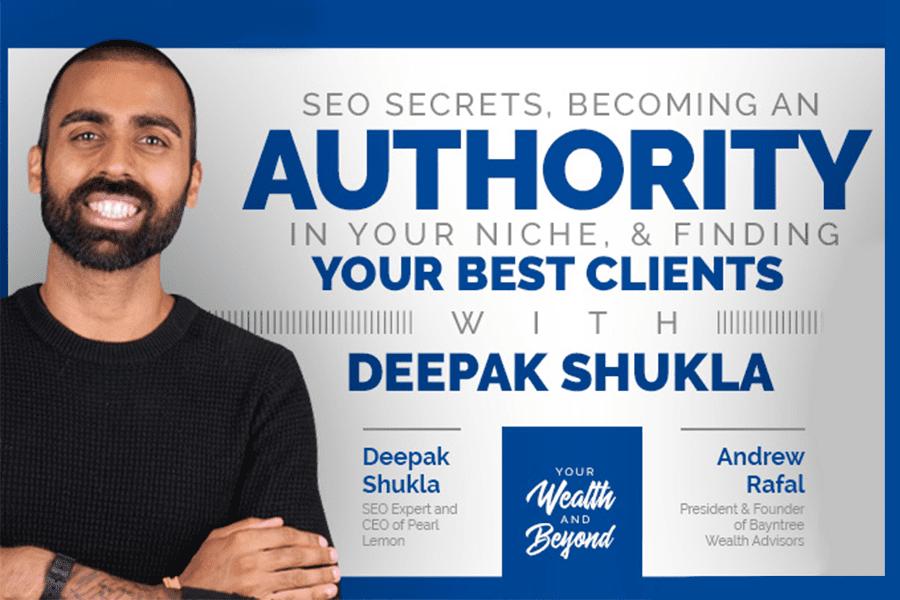 SEO With Deepak Shukla