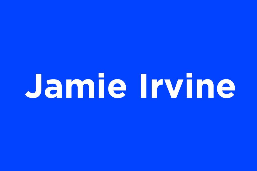 Jamie Irvine
