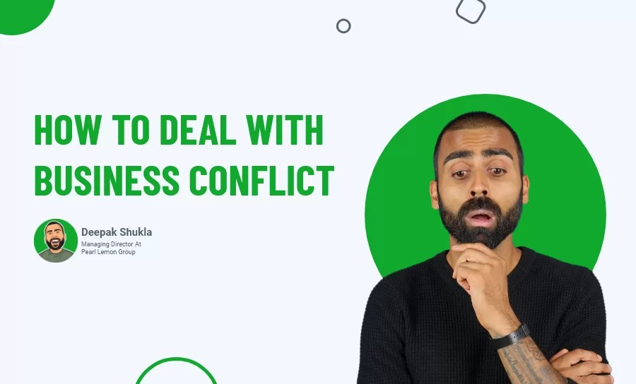How to Deal With Business Conflict?