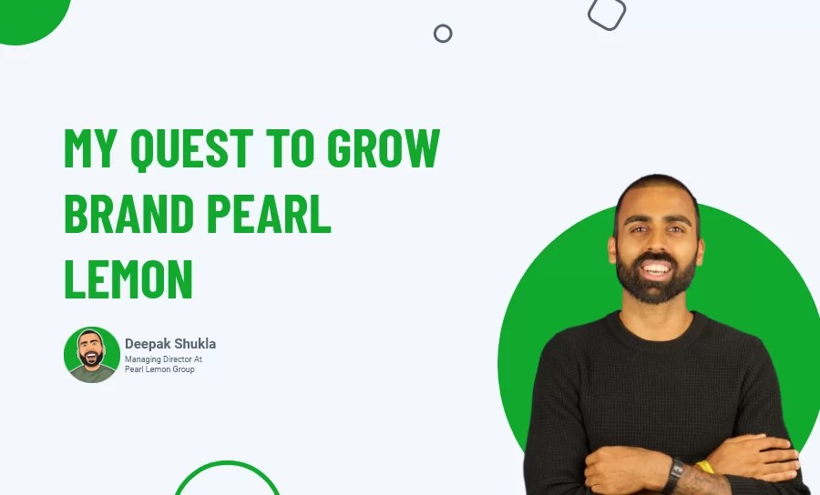 My Quest to Grow Brand Pearl Lemon