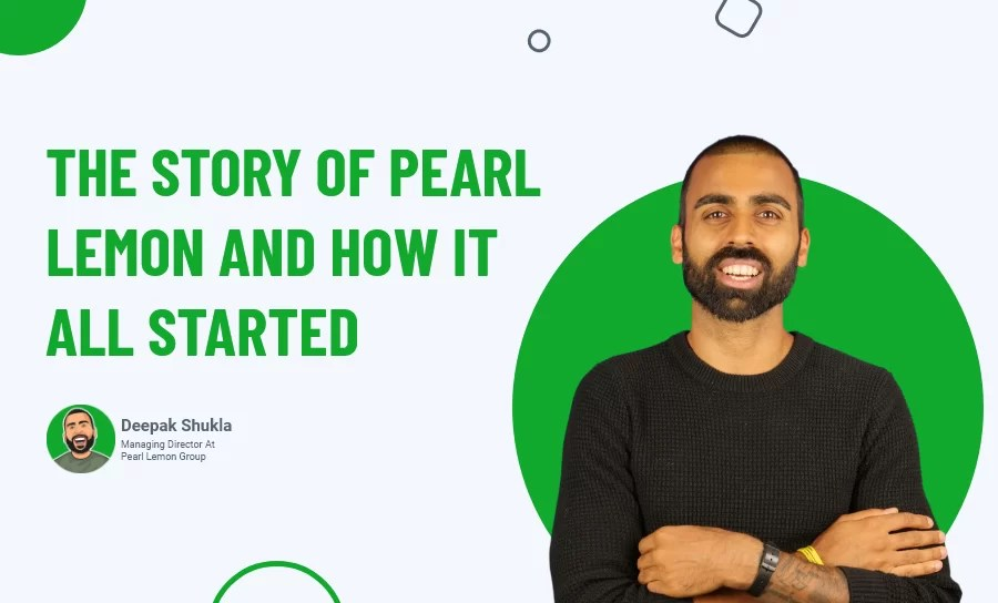 The Story of Pearl Lemon and How It All Started