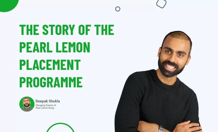 The Story Of The Pearl Lemon Placement Programme (Day 94)