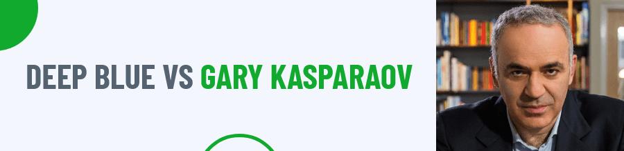 Deep Blue Vs Gary Kasparaov