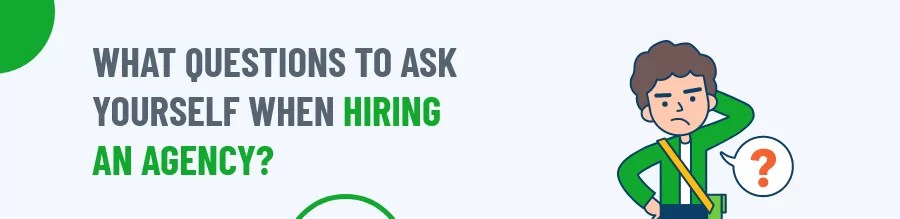 Questions to ask when hiring a marketing agency