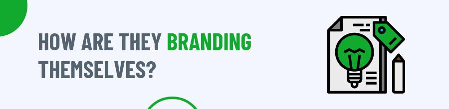 Branding of hiring a marketing agency