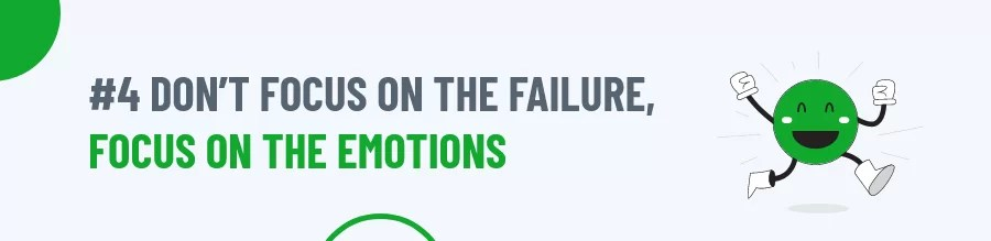 Rule 4 of Coping With Failure