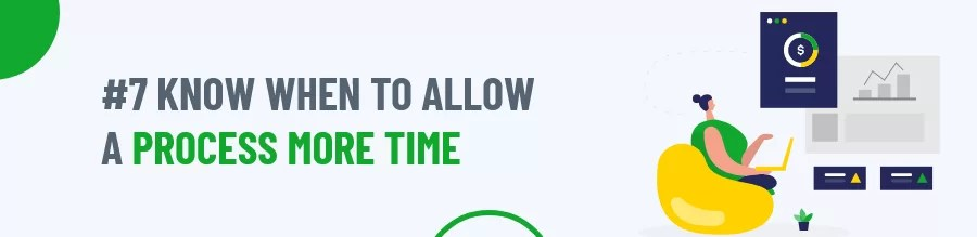 Know When To Allow A Process More Time