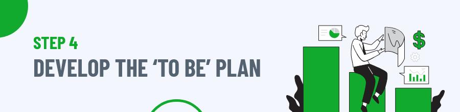 Develop plan