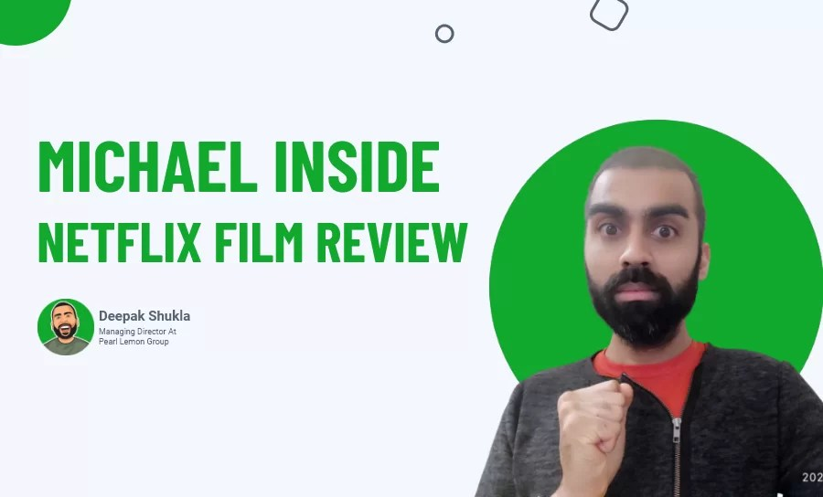 Michael Inside - Netflix Film Review