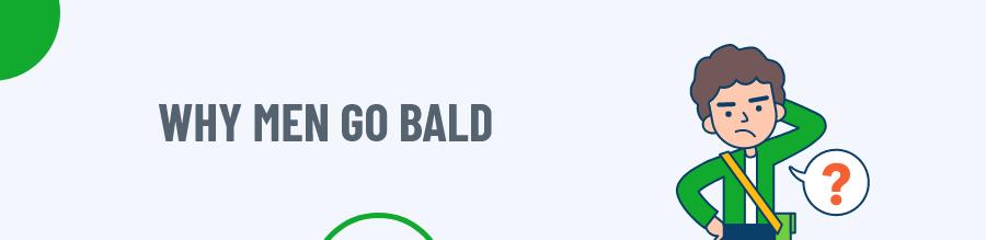 Men Go Bald