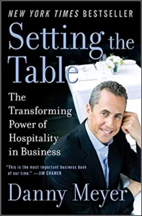 Setting the Table by Danny Meyer - Notes