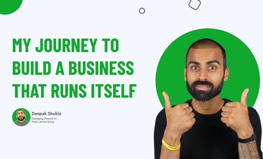 Journey to Build A Business