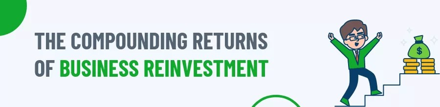 Compounding Returns Of Business Reinvestment
