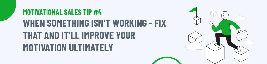 Improve your motivation