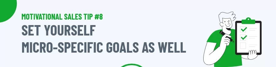 Micro-Specific Goals