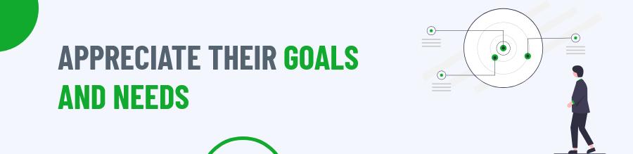 Goals and Needs