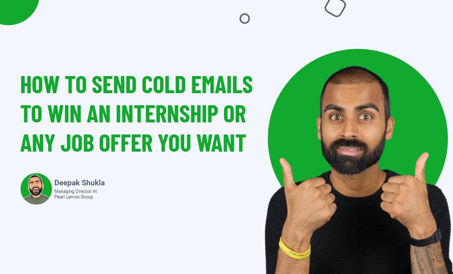 Win An Internship