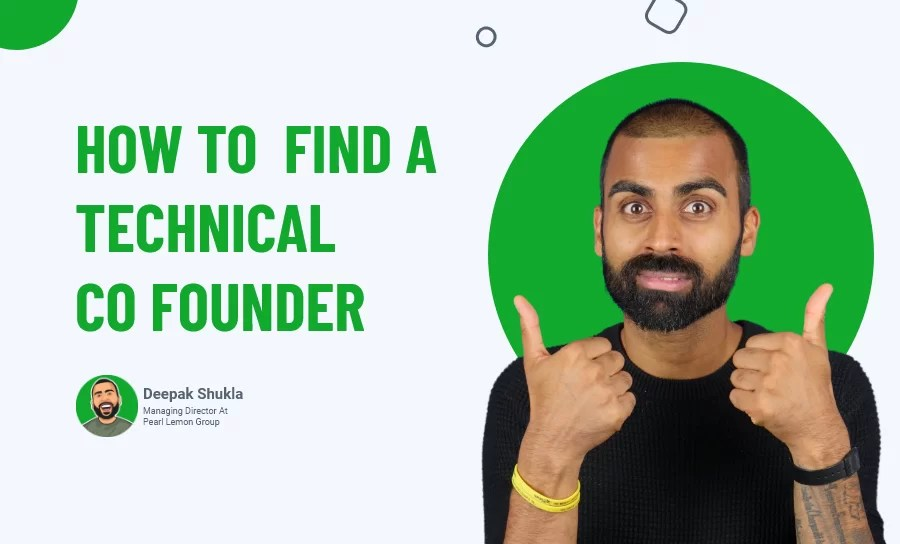 Find a Co-founder