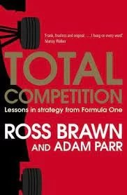 Total Competition by Ross Brawn