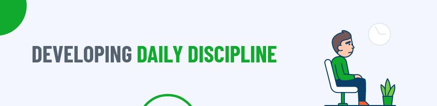 Daily Discipline