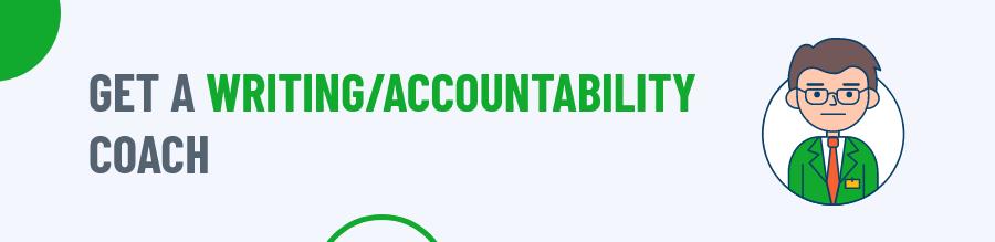 Writing/Accountability