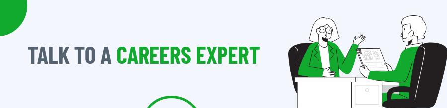 Careers expert