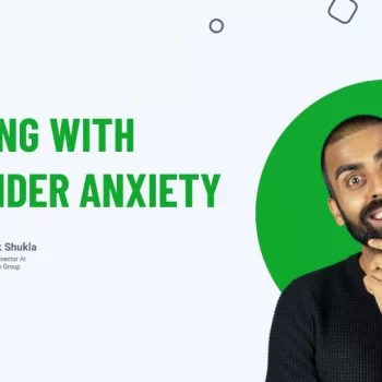 Coping With Founder Anxiety
