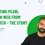 Starting Pearl Lemon Web From Scratch - The Story
