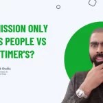 Commission Only Sales People Vs Full Timer's?