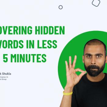 discover hidden keywords