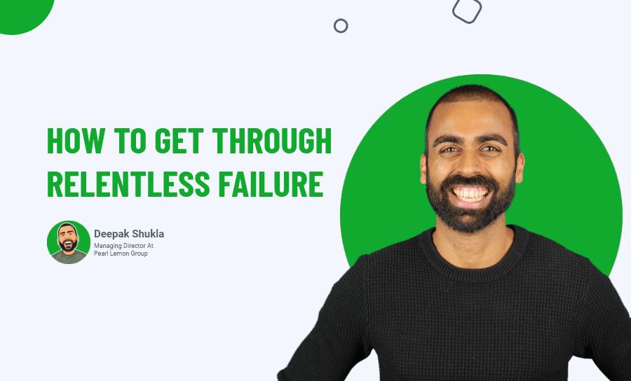 get through failure