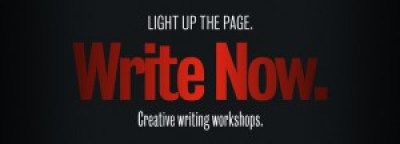 Write Now banner