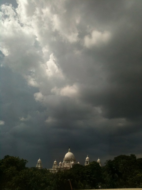 Victoria Memorial (no filter)
