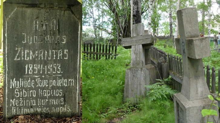 SiberiaLithuanianGraves