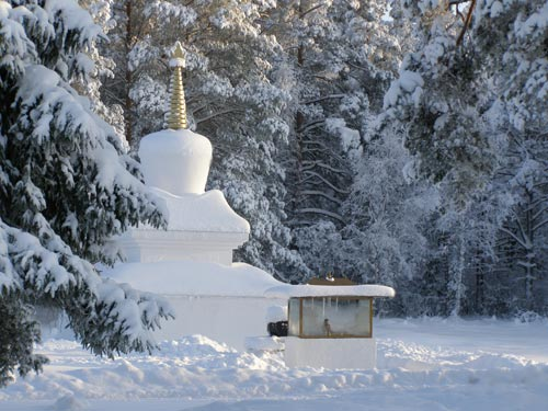A Way of Resistance: A Brief History of Buddhism in Estonia