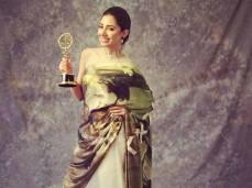 'The Unstoppable Khan' Award