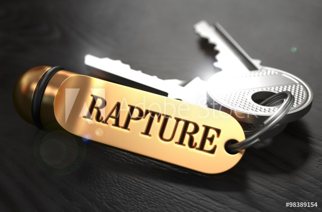 rapture keychain