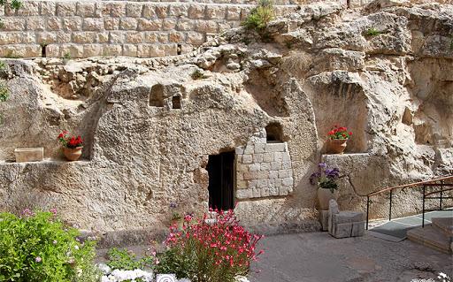The Garden Tomb in Israel