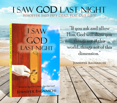 I Saw God Last Night: Whoever Said He's Dead, Flat Out Lied!