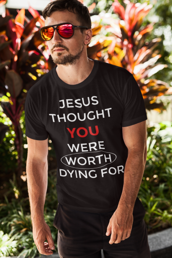deepbeliever.com and My Jesus Friend attire